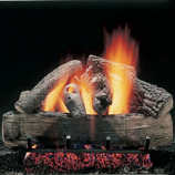 Hargrove 24 Inch Rga 2-72 Approved Charred Split Oak - Gas Logs Vented