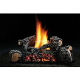 "26"" Highland Glow Vent-Free Log Set, Lp, Variable Flame"