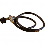 60 in. High Pressure Hose and Regulator Kit