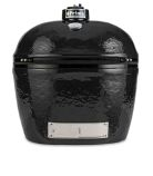 Oval XL 400 Ceramic Grill - for Grilling, Baking, Smoking