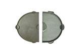 Cast Iron Griddle Oval XL 400