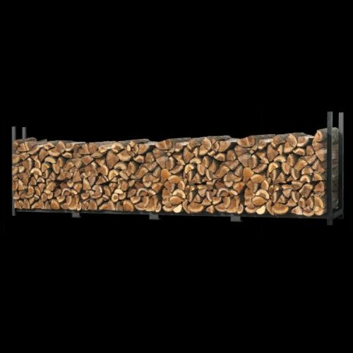 16 ft. / 4,9 m Ultra Duty Firewood Rack without Cover