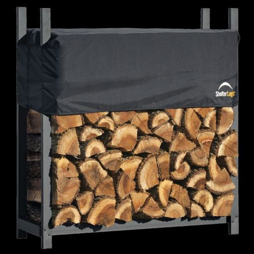 4 ft. / 1,2 m Ultra Duty Firewood Rack with Cover
