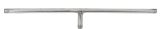 """17 1/2"""" Long Stainles Steel Replacement T Burner Pipe"""