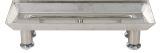 "30"" 304 Stainless Steel Burner Pan With Log Lighter"