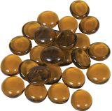 "10 LBS 3/4"" Fire Beads - Amber"