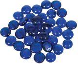 """10 LBS 3/4"""" Fire Beads - Dark Blue"""