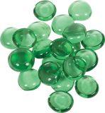 """10 LBS 3/4"""" Fire Beads - Green"""