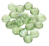 """10 LBS 3/4"""" Fire Beads - Light Green"""