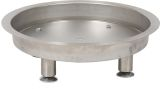 304 Stainless Steel Round Fire Bowl