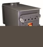 "26"" Log Medium Epa Wood Stove W/Blower, Legs"