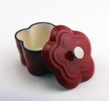 Berghoff International Cast iron Blossom Mini Casserole Pan - Red