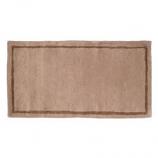 "Woodfield Beige W/Border Contemporary Rectangular Rug, Wool, 22"" X 44"""