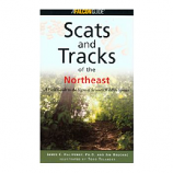 Scats and Tracks of Northeast - James Halfpenny