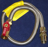 HPC 12 Inch Low Capacity Flex Line with On/Off Valve