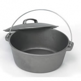 Minuteman Cast Iron Dutch Oven, 4.5 Qt