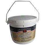 Premixed Refractory Cement, Buff, 1/2-Gallon Tub