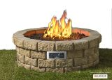 The Hudson Stone DIY Fire Pit Kit