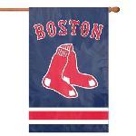 Red Sox Applique Banner Flag
