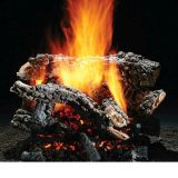 """Canyon Wildfire Vented 30"""" Gas Logs with Safety Pilot - NG"""