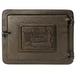 "Cast Iron Clean-Out Door 8"" X 10"" by Woodeze"