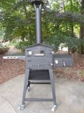 Le Boulanger, Wood-Fired Outdoor Oven