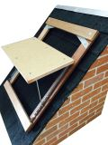 Eagle Landing Roof Platform by American Chimney Supplies