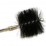 "10"" Round, Wire, Torque Lock Connector - Master Sweep Chimney Brush"