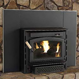 The Colonial Fireplace Insert W/Blower