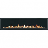 "70"" Aura Top Vent Linear DV NG Fireplace, Signature Command Control"