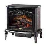 Celeste Traditional Electric Stove - Black