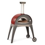 Forno Ciao Fully Assembled Oven - Red