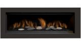Basic Trim with Safety Barrier for Austin 65L Series Fireplaces
