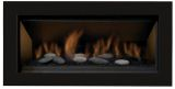 Basic Trim and Safety Barrier for Bennett 45L Fireplaces