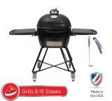 Primo Oval JR 200 All-In-One Ceramic Grills
