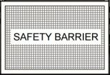 13SB Safety Barrier Screen