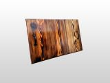 Backyard Hibachi Durable Hard-Top Cover - Torched Cypress