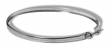 7 Inch MJ-289107 Stainless Steel Locking Band Provides Extra Support