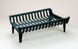 "27 Inch Cast-Iron Grate - 27"" x 22"" x 12"""