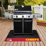 "NFL - Kansas City Chiefs Grill Mat 26"" x 42"""