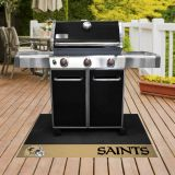 "NFL - New Orleans Saints Grill Mat 26"" x 42"""