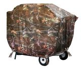 Camoflauge Polyester Grill Cover