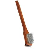 "18"" Wood Grill Brush"