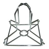 Collapsible Beer Can Chicken Rack