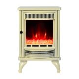 Pacifc Heat Portable Classic Electric Stove - Ivory