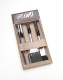 Grillight 3 Piece Tool Set