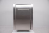 """24"""" Center Trash Cabinet - Stainless Steel"""