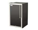 Black Diamond Edition Refrigerator with Left Hand Door