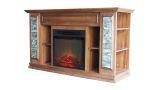 Boston Stone Electric Fireplace