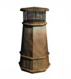 European King Octagon Copper Pot